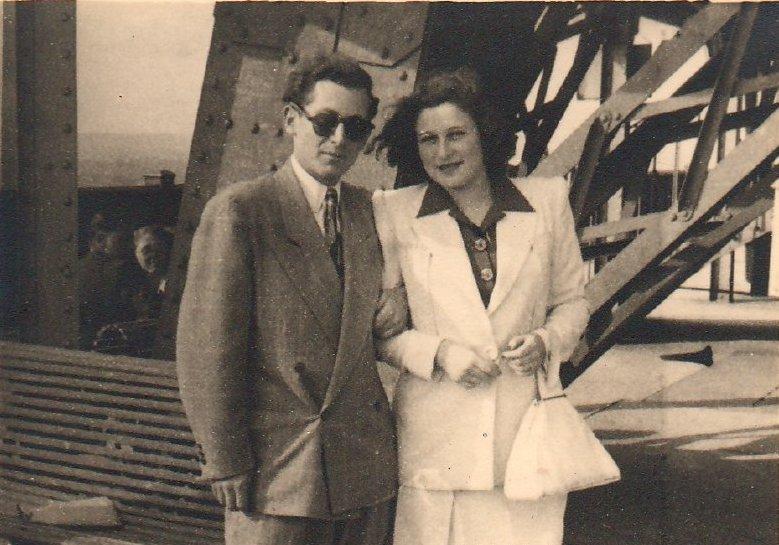 Paris, Gerda, Kurt, Klein, Weissmann