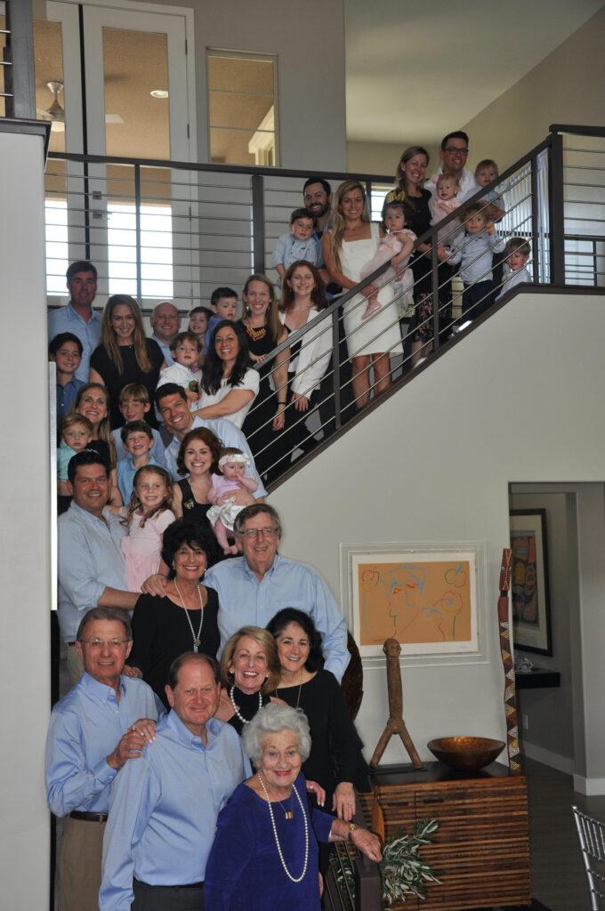 Familie, Klein, Weissmann