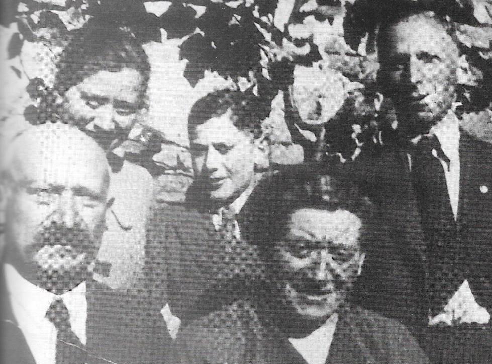 Kurt Klein, Familie, Walldorf